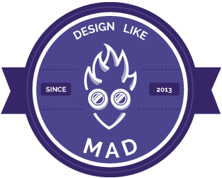 Design Like Mad Logo